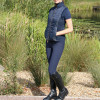 Hy Equestrian Exquisite Stirrup and Bit Collection Breeches