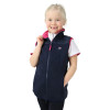 Sophia Gilet by Little Rider - Navy/Pink - 3-4 years