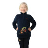 Hy Equestrian Thelwell Collection Children's Soft Fleece - Navy - 3-4 Years