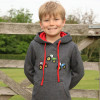 Tractor Collection Hoodie by Little Knight