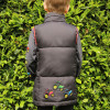 Tractor Collection Padded Gilet by Little Knight